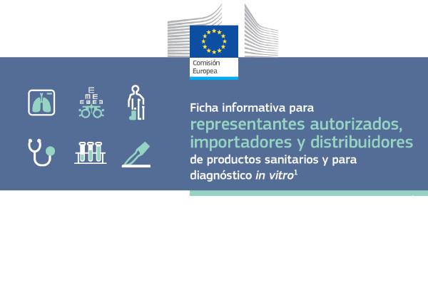 Situación de Distribución de productos sanitarios en España